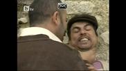 Мурат спасява Месут ,замалко да го наръгат ...