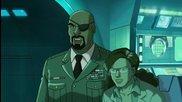 Върховни Отмъстители / Ник Фюри намира замразеният Капитан Америка