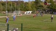 Мартин Петков реализира четвърти гол във вратата на Партизан