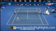 Новак Джокович - Милош Раонич ( Australian Open 2015 )