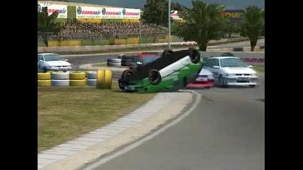 Live for Speed - Crash Compilation