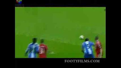 Xabi Alonso - Една Легенда На Ливърпул (компилацита е от сезон 2008/09)