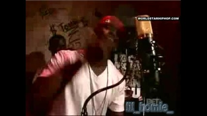 Rap City Freestyle - The Game, Busta Rhymes, Tray Beatz