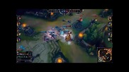 League of Legends Yasuo Montage - for Радо ツ