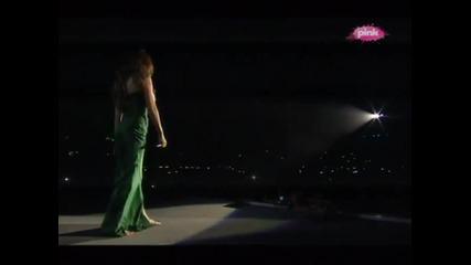 Ceca - Kuda idu ostavljene devojke - (live) - (usce 2) - (tv Pink 2013)