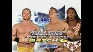 Wwe Smackdown 6.1.2006 Randy Orton vs Chris Benoit за титлата на Щатите