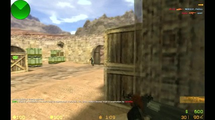 Counter Strike 1.6 Малко фрагченца