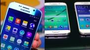 Защо Galaxy S6 и S6 Edge са по-добри от iPhone 6
