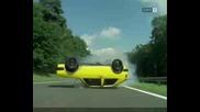 Катастрофа С Volkswgen Golf 2