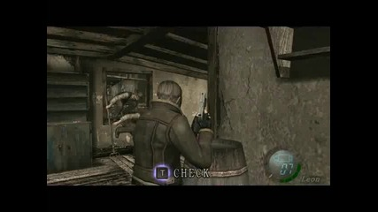Resident Evil 4 - битка в селото - 1 част