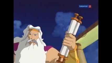 Воины мифов [16 серия - Одиссей и Пенелопа]