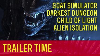 New! Trailer Time - Симулатор на коза и други игри
