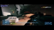 Battlefield 3 - Ziba Tower Gameplay [ ul7imat3r ]