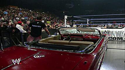 Rey Mysterio vs Big Show: SmackDown, Nov. 29, 2005 (Full Match)