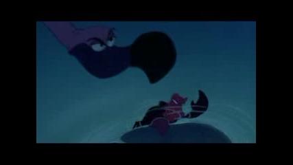 The Little Mermaid - Kiss The Girl - Italian