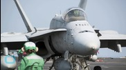 After Strike Fighter Crash In Gulf Naval Aviators Avoid Serious Injury