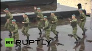 Russia: Ready, aim, fire! - Tank Biathlon World Championship kicks-off