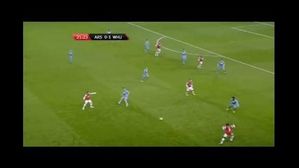 Арсенал - Уест Хям 5:1 (2013)