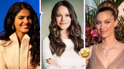 Красиви и модерни: Принцесите, за които не се говори много