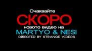 Nesi ft Martyo - Ain't No Trap (backstage)