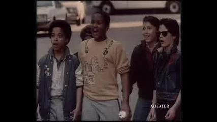 Michael Jackson - Реклама на Pepsi