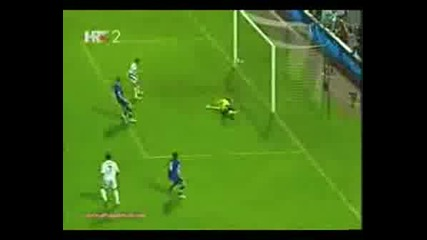 Croatia 1:4 England