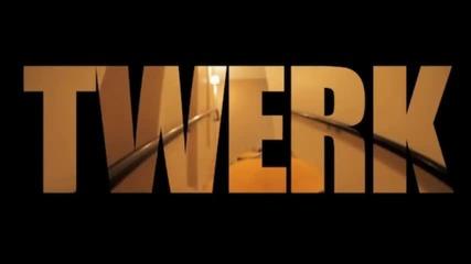 Gold'N - TWERK ( Официално Аудио 2015 )