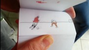 Най-добрите умения на Кристиано Роналдо на Flipbook