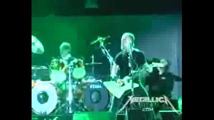 Metallica - Cyanide (live на ozzfest)