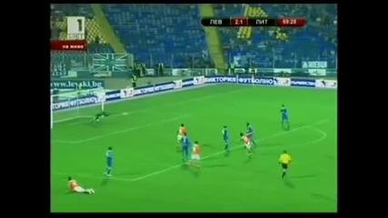 Levski 3 - 2 Litex 17.09.2011