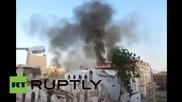Yemen: Intelligence services HQ destroyed in Aden blast