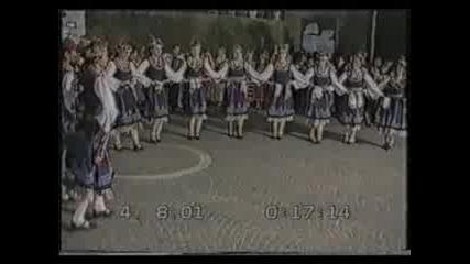 Kitna Trakia in Italy 2001 - 3 (shopski lazarki)