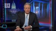 Jon Stewart Details Not-So Secret Meetings With Barack Obama