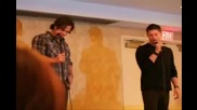 Jensen & Jared - Funny Moments 15 (subs)