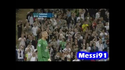 24.07 Тотнъм - Барселона 1:1 Livermore гол ! Контрола