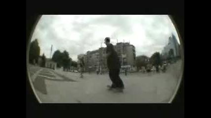Bg Skate Video