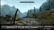 Ign Daily Fix - 12.4.2012 - Skyrim Goes Kinect & God of War 4 Teased
