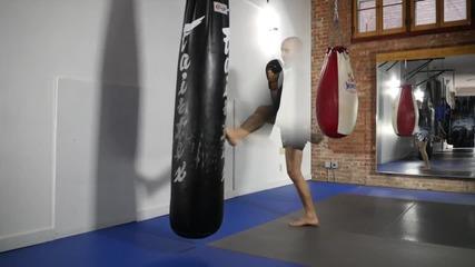 Муай тай / кикбокс тренировка 4- кондиция и издръжливост