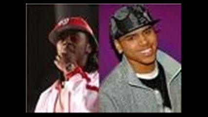 (2011) Chris Brown ft. Lil Wayne & Twista - Look At Me Now (remix)