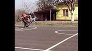 Stunt Training Dimitrovgrad