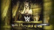 2012-13: Seth Rollins 1st Nxt Theme Song - Flesh It Out |1080p High Quality|