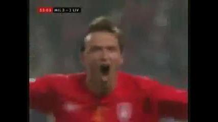 Най - великия мач в историята на Шампионска Лига
