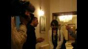 Посрещането на Инджи от хитовия сериал Gumus Перла