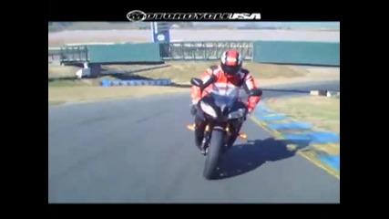 Yamaha R6 - Supersport Motorcycle