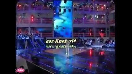 Igor Knezevic - Idi, idi sreco moja (Zvezde Granda 2010_2011 - Emisija 1 - 03.10.2010)