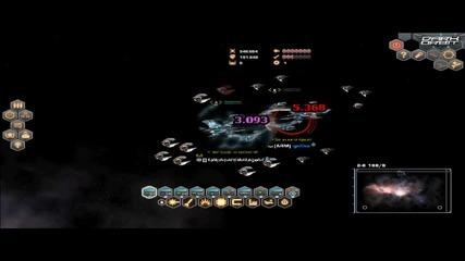 Dark Orbit Linkin Park The Legend and -go6ko- Friendly Battle