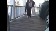 C - Walk Tutorial Crip Toe