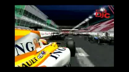 Rfactor F1 2009