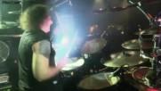 Primal Fear - Francesco Jovino Drum Solo // Live Angels Of Mercy - Lka Longhorn