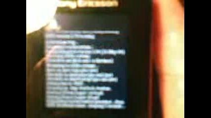 Sony Ericsson K750i@w800i